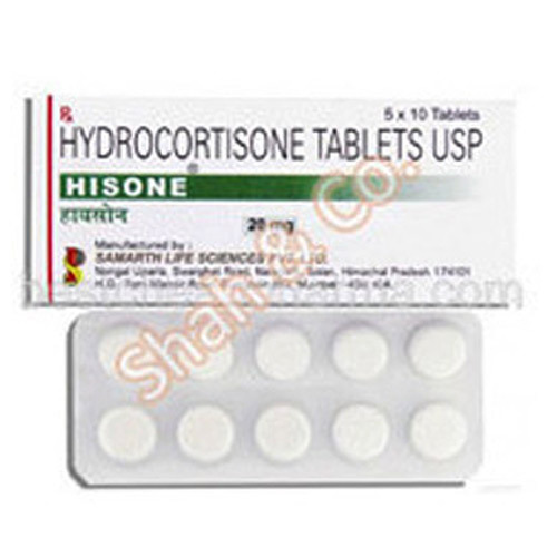 Hydrocortisone Tablets
