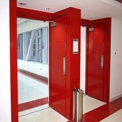 Fire Door Click to Zoom & Fire Resistant Doors - Fire Resistant Steel Doors Manufacturer ... Pezcame.Com