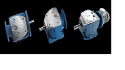 Helical Gearboxes Robus Series