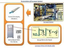 automation of material handling system