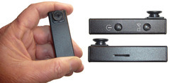 Button Camera - 4 Inbuiled