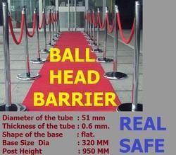 Ball Head Barrier