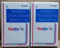 Natdac Daclatasvir Tablet