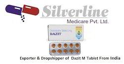 Dazit M Tablet