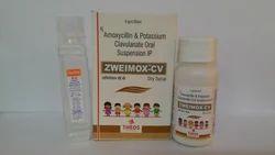 Zweimox-CV Dry Syrup
