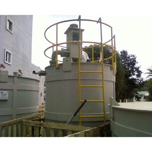 PP Chemical Tanks