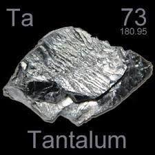 Tantalum and Alloys (99.8-99.999):
