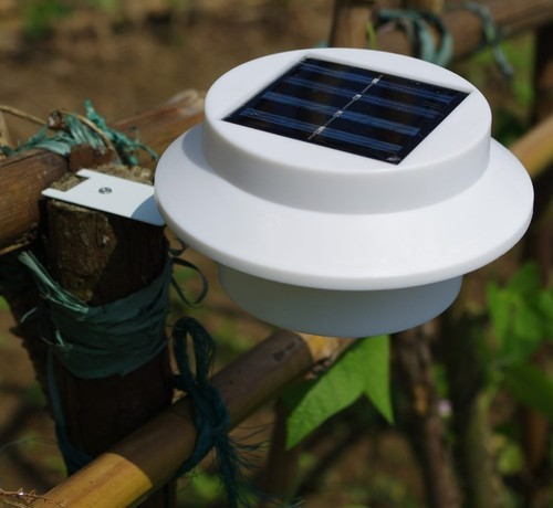 solar light arm solar outdoor gutter light india