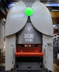 Scami Hydraulic Press For Ceramics Tiles