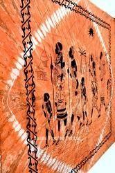 Maasi Family Bedspread and Indian Mandala Tapestry