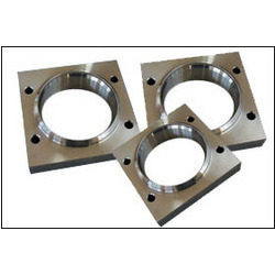 Nickel Alloys 200 (UNS NO2200) Square Flanges