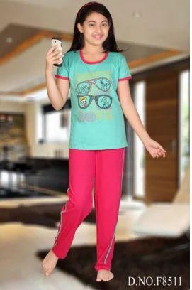 Girls Nightwear - Premium Girls Nightwear Manufacturer