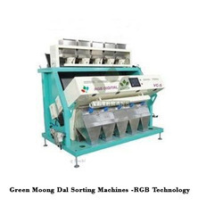 Green Moong Dal Sorting Machines