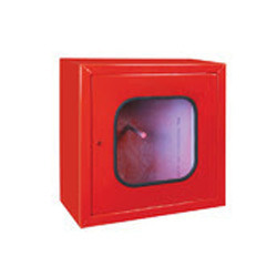 Single Door Hose Box