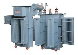 Built-in Automatic Voltage Stabilizer H.T. Transformer