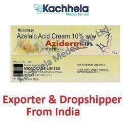 Azelaic Acid Cream Manufacturers, Suppliers & Exporters