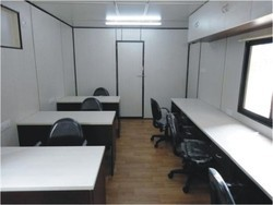 Furnished Office Cabin