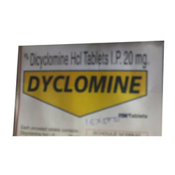 Dicyclomine Hydrochloride