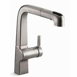 Evoke Single Control Pullout Kitchen Sink Faucet
