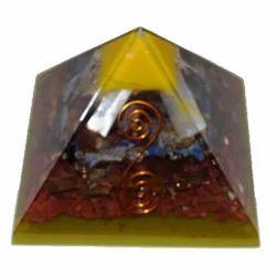 Orgone Pyramid for Prosperity
