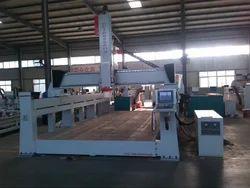 Wood and Foam Molding CNC Machine