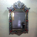 Colorful Venetian Mirror