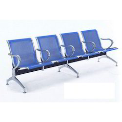 visitors chairs 4 seater airport waiting chair manufacturer from