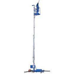Single Mast Platform