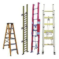 FRP Wall Extension Ladder