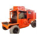 Mini Mobile Hot Mix Plant without Bucket