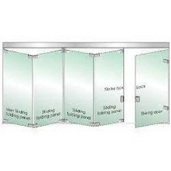 Ozone Sliding Door System