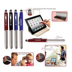 4 in 1 Stylus Pen with Laser & Torch