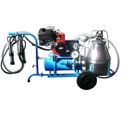 127CC Petrol Engine For Milking Machine