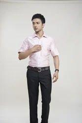 Pink Silk Shirts