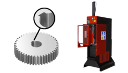 Nargesa Vertical Broaching Machine