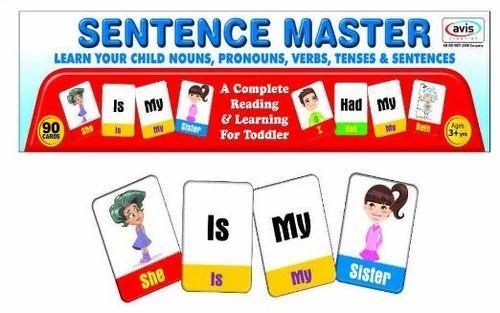 Sentence Master Game