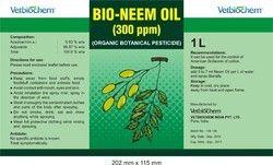 Bio - Neem Oil