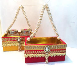 Wedding Gift Bags Mumbai : Manufacturer of Mobile Cover & Designer Potli Bag by Istrikaa, Mumbai