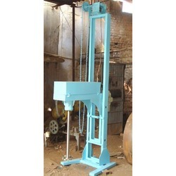 Automatic High Speed Disperser