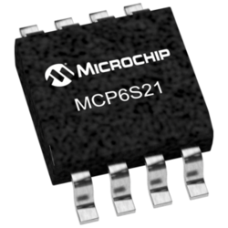 MCP6S21-I/SN Operational Amplifier