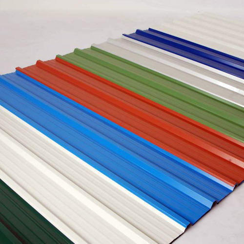 Color Coated Sheets and Roofing Sheets Manufacturer   Gupta Iron ...