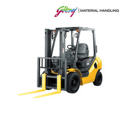 Komatsu 1.5 To 3 Ton Electric Forklifts