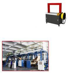 Fully Automatic Strapping Machine for Packaging Industry