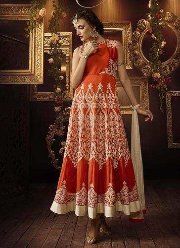 Heavy Anarkali Suit
