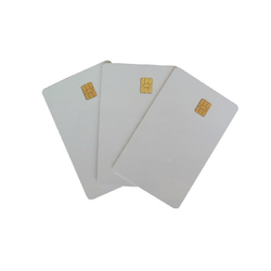 Plastic Chip Cards