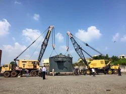 Tandem Handling Cranes