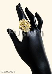 Traditional Designer Finger Ring