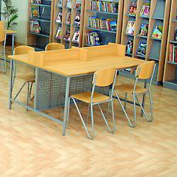 Wooden Library Furniture
