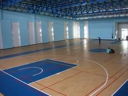Badminton Wood Flooring