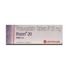 Razel Rosuvastatin Capsule